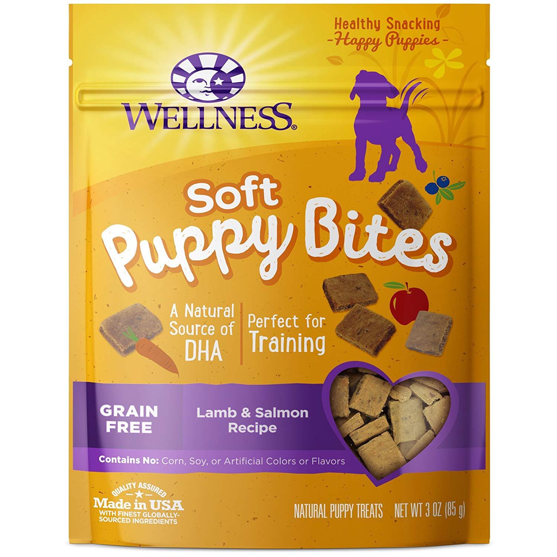 Puppy bites