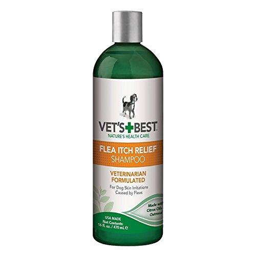 vets best shampoo